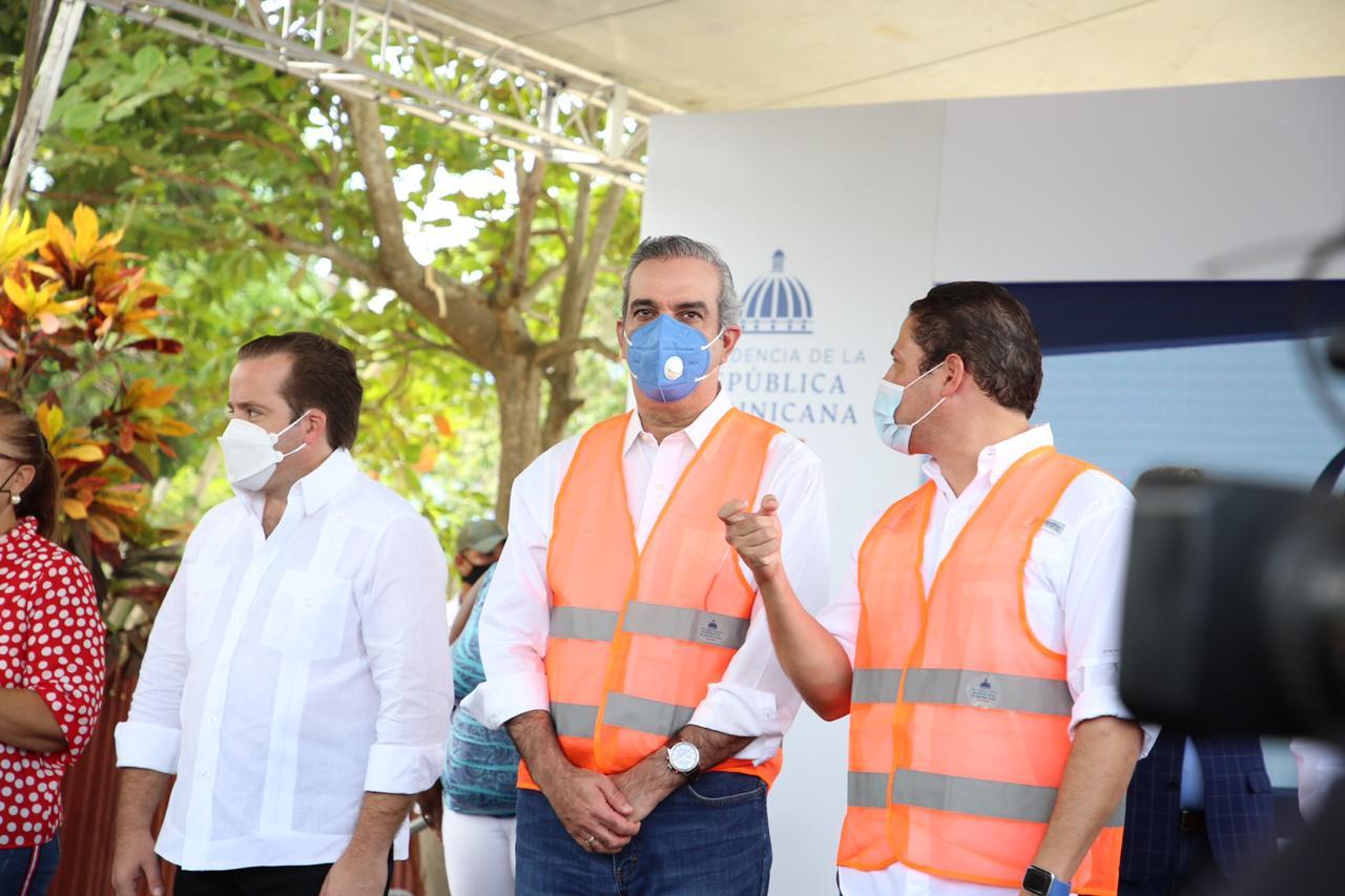 Video | Presidente Abinader concluye exitosa jornada en Santiago