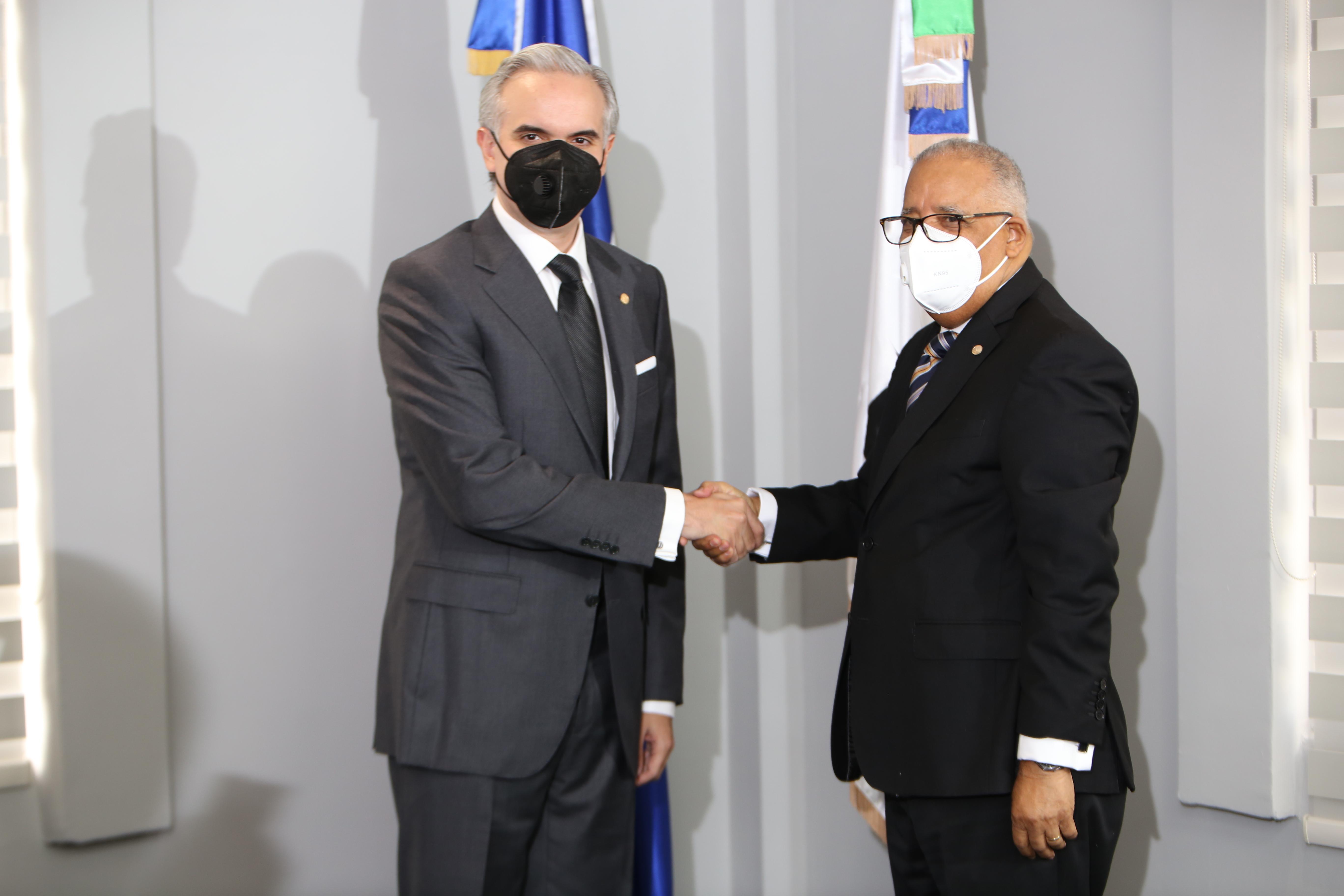 Presidente del CNSS afirma impulsará seguridad social