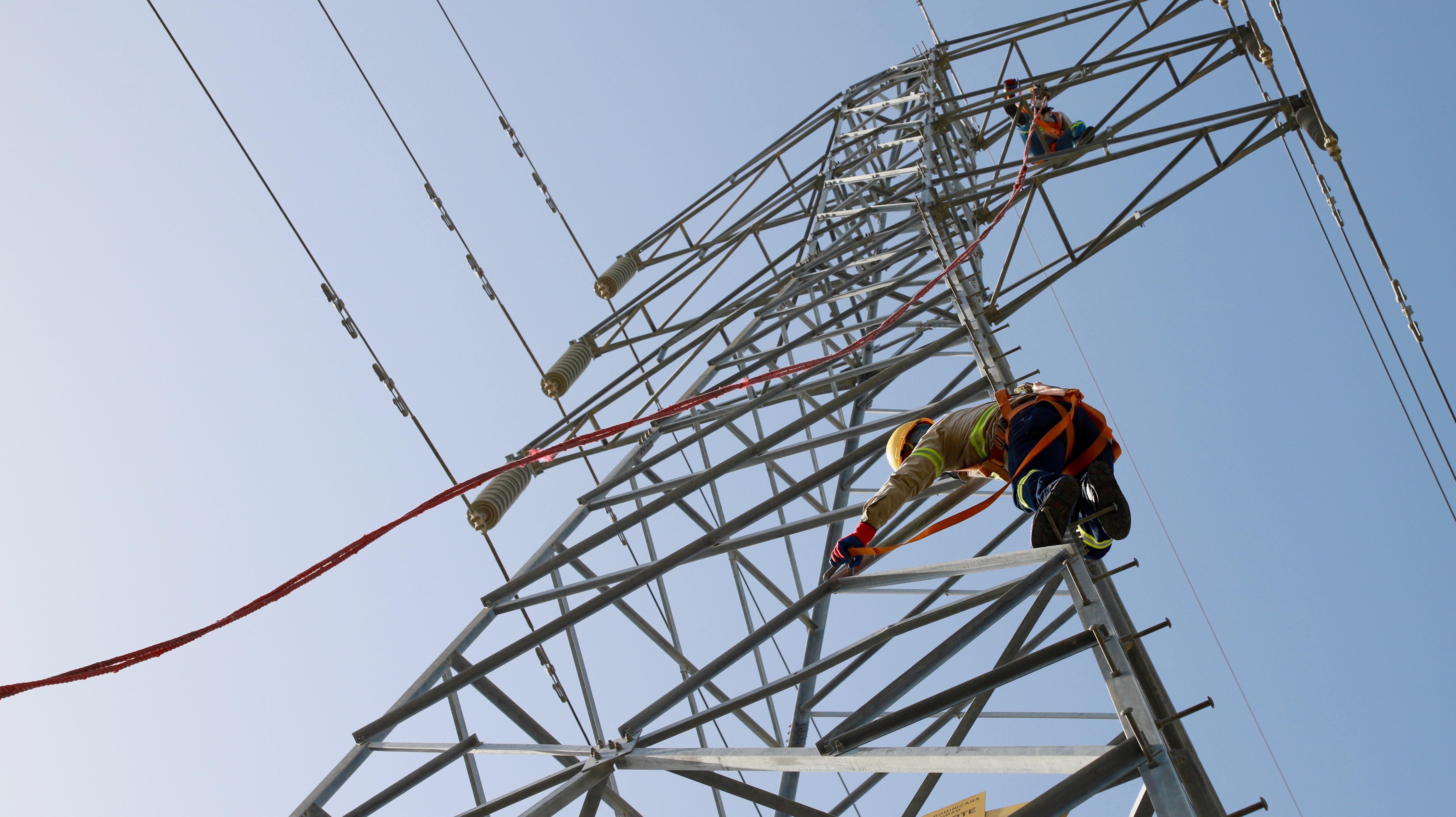 Afirman sistema energético cumple casi totalidad de la demanda