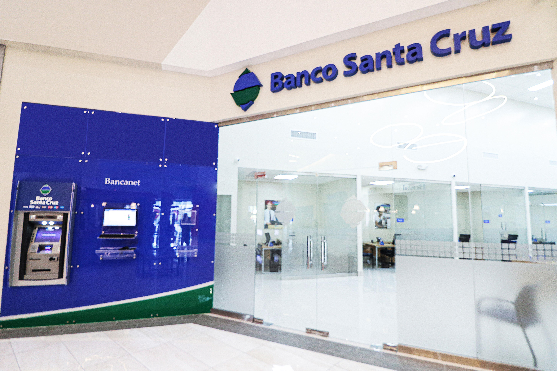 Banco Santa Cruz abre nuevo centro de negocios