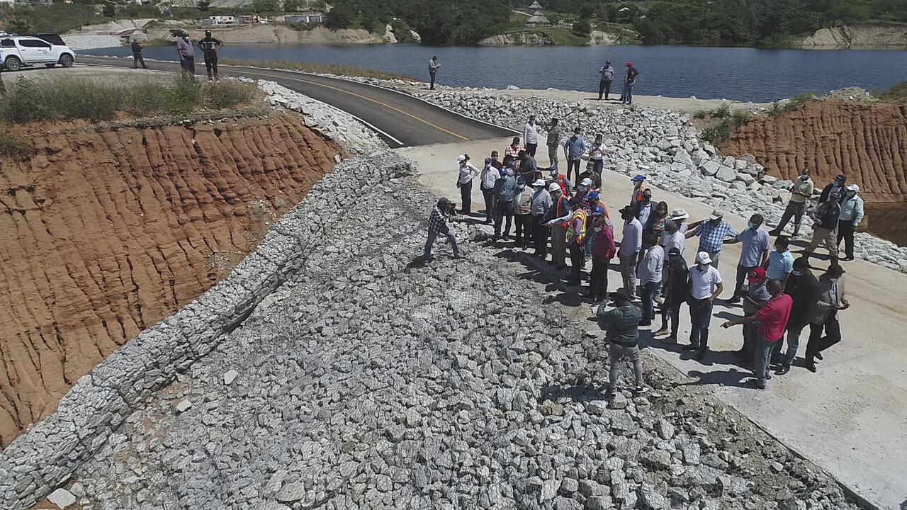 INDRHI anuncia licitación para complementación de la presa La Piña en Dajabón