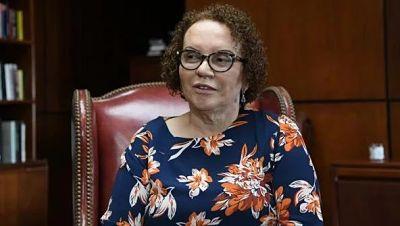 Procuradora General: Reunión con embajadora EE.UU. se limitó a lo informado a ciudadanía