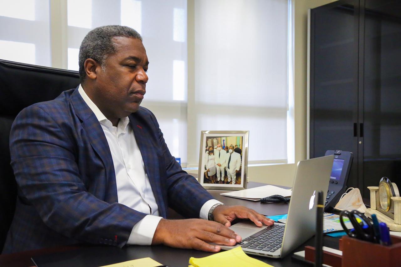 Coordinador de Gabinete de Política Social presenta declaración jurada de bienes