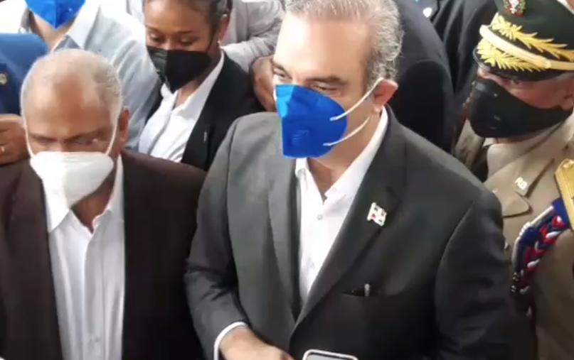 Video | Luís Abinader invitará excandidatos presidenciales a diálogo nacional para enfrentar COVID-19