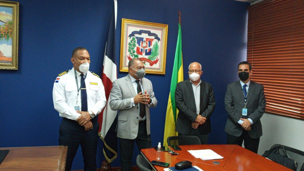 Procuraduría General designa a Roberto Hernández como director general de Prisiones