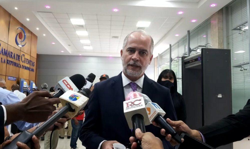 Video   Superintendencia de Bancos y Cámara de Cuentas buscan acuerdo interinstitucional