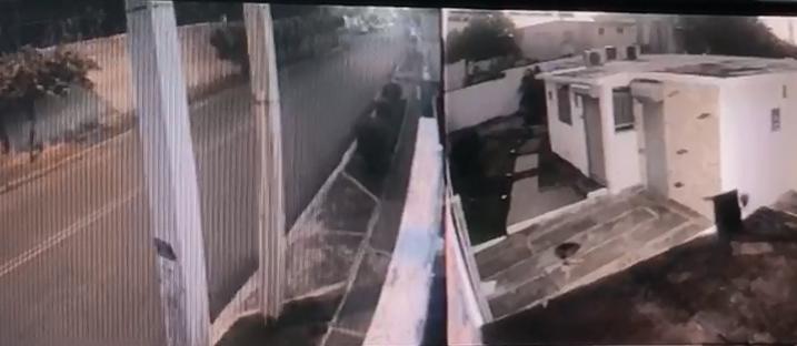 Video | Astucia de un hombre lo salva de ser asaltado por un maleante