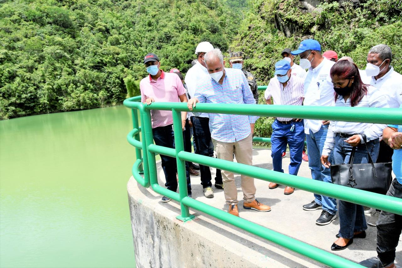 Video | EGEHID anuncia proyecto de recuperación de almacenamiento de la presa de Aguacate