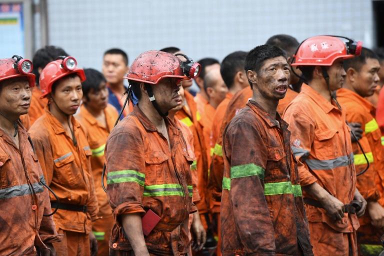 Dieciséis personas muertas en una mina de China tras un escape de gas