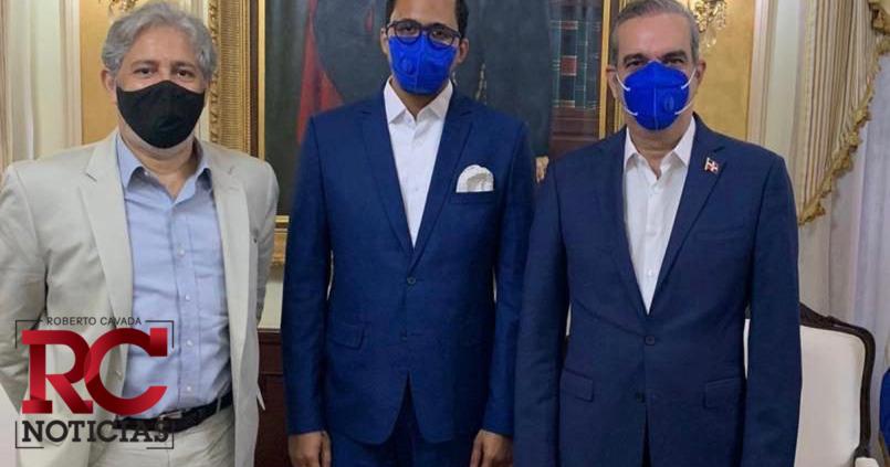 El País Que Queremos se reúne con presidente Abinader para tratar impacto de Covid-19 en el país