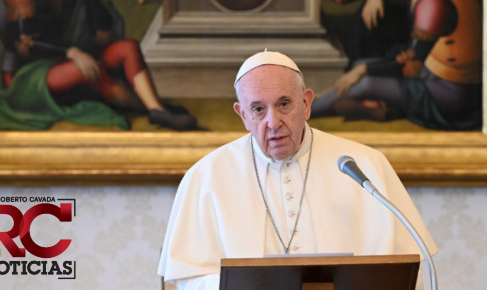 """El papa exhorta a estadounidenses a asumir """"sentido de la responsabilidad"""""""