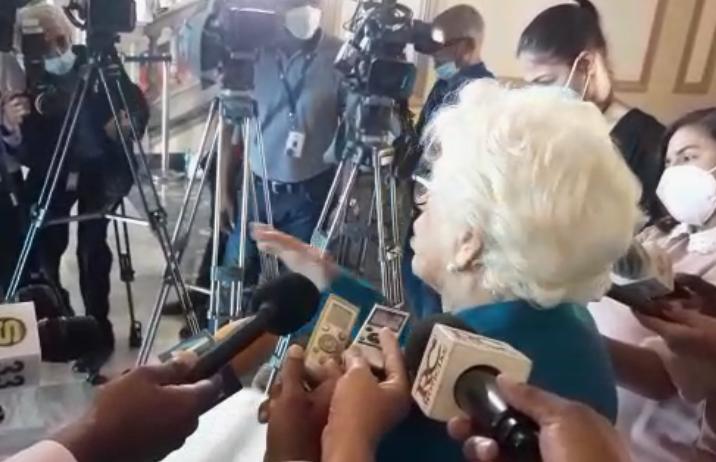 Video | Todos los funcionarios nombrados el 16 de agosto presentaron declaración jurada, informó directora de Ética