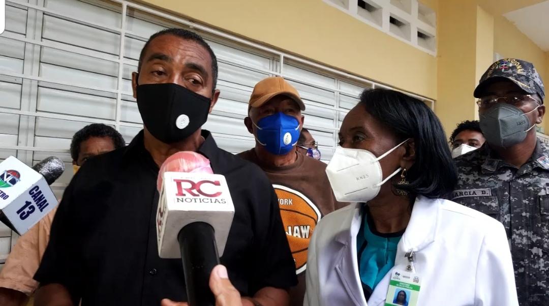 Video | Comunitarios del 27 de febrero piden disculpas a la PN por rebelarse contra agentes durante Toque de Queda