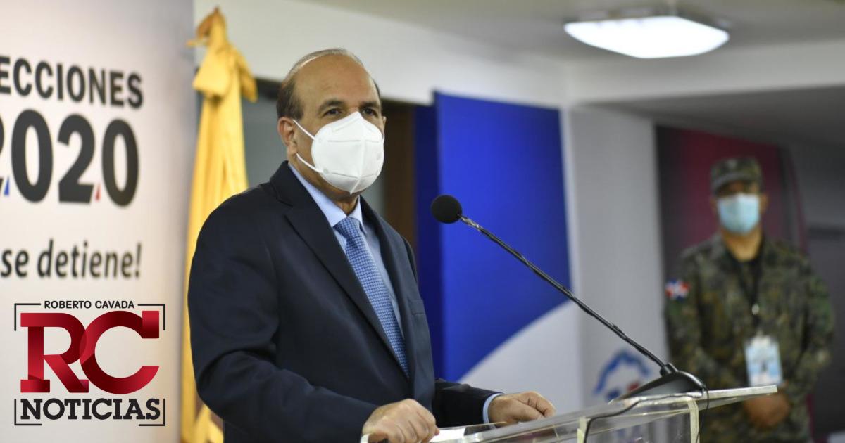 Lea aquí el discurso íntegro de Castaños Guzmán al entregar la JCE