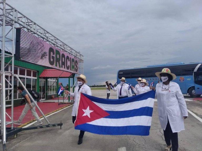 Registran formalmente candidatura del contingente médico cubano Henry Reeve al Premio Nobel de la Paz