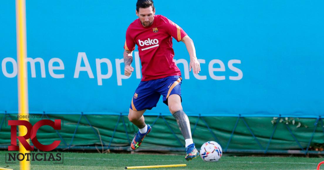 La conmovedora reacción de un niño no vidente al descubrir que Lionel Messi estaba enfrente suyo