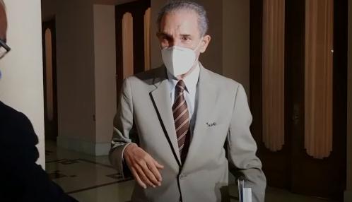 Video | Luis Abinader concluye reunión con el Consejo de ministros