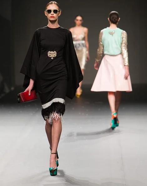 Sin público, la Semana de la Moda de Nueva York busca apoyar a los diseñadores de EEUU