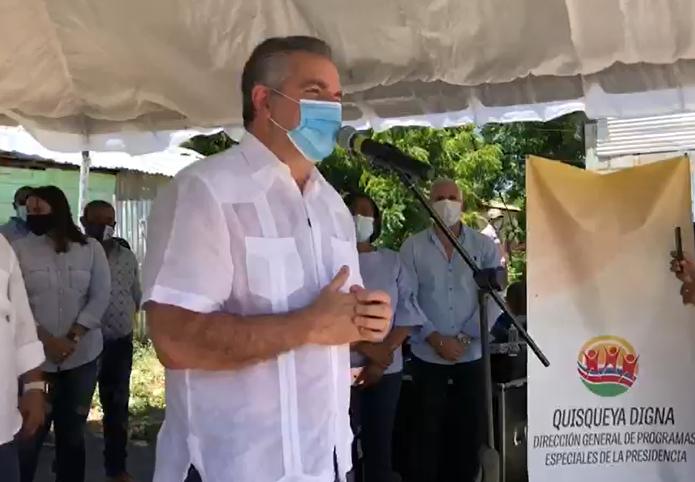 Video | Gobierno impactará zonas vulnerables en Barahona a través de Quisqueya Digna