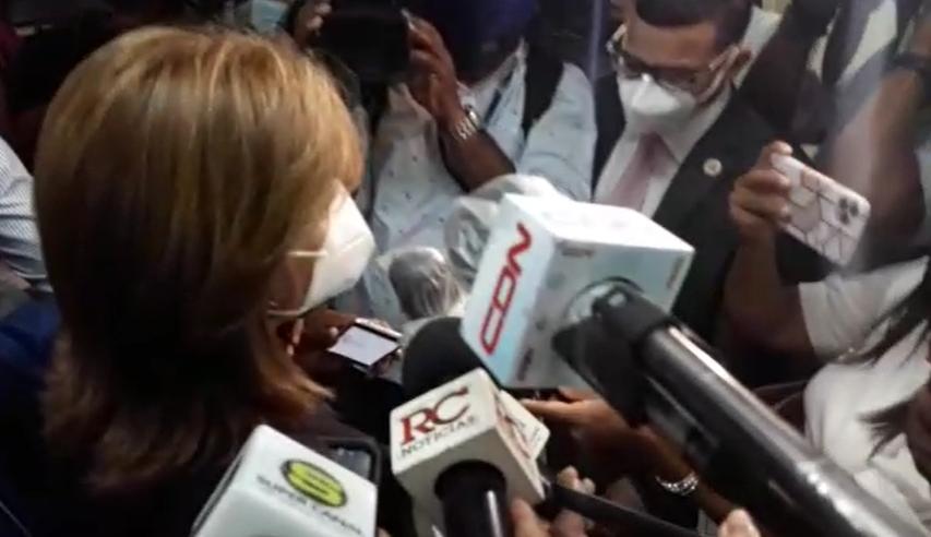 Video | Raquel Peña asegura están en capacidad para hacer 7 mil pruebas diarias pero no hay demanda