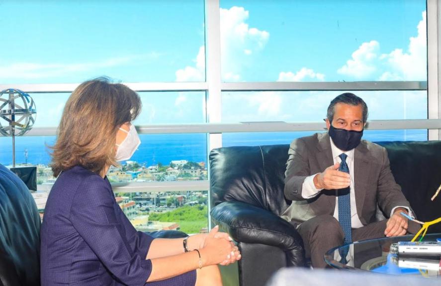Vicepresidencia y Medio Ambiente conversan sobre planes de cooperación