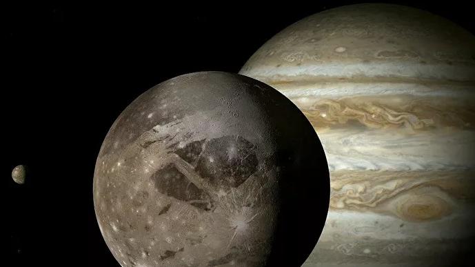 Científicos descubren cómo se calientan los satélites de Júpiter