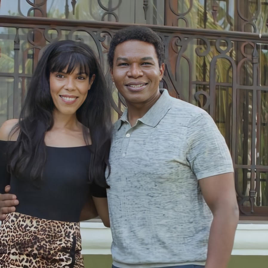 """Raymond Pozo a Judith Rodríguez: """"Que bendición es para mí que esta súper estrella forme parte de nuestra película"""""""