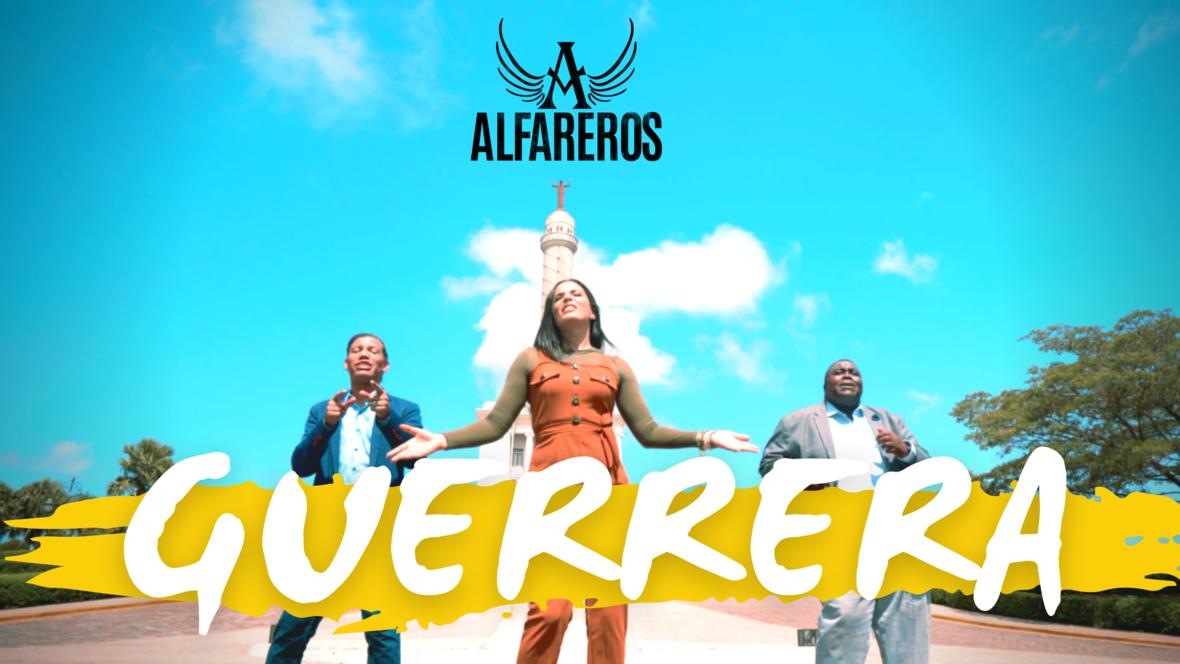 """Alfareros lanza sencillo """"Guerrera"""""""