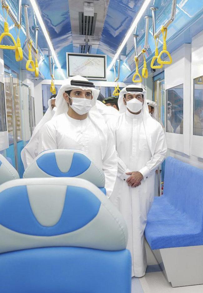Dubái lanza el reconocimiento facial en los transportes
