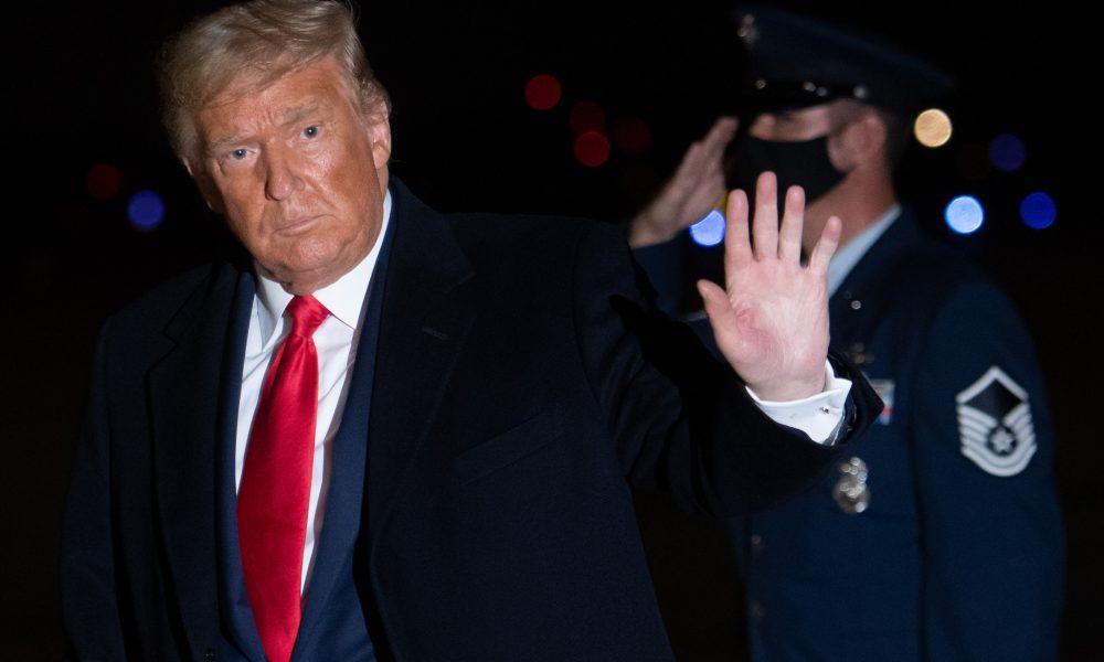 Donald Trump se despide de la presidencia de Estados Unidos
