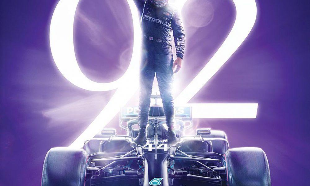 Lewis Hamilton hace historia, se convierte en el piloto con más victoria en F1