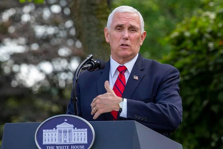 El vicepresidente de EEUU, Mike Pence, da negativo en prueba de la covid-19
