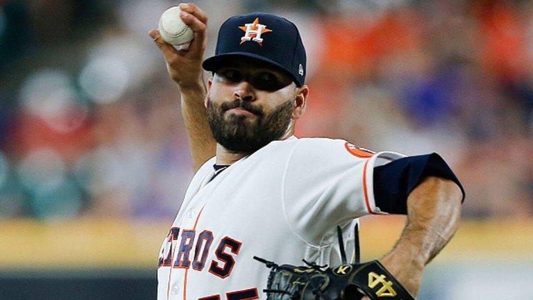 MLB: José Urquidy lanzará el tercer juego de los Astros de Houston contra los Atléticos de Oakland