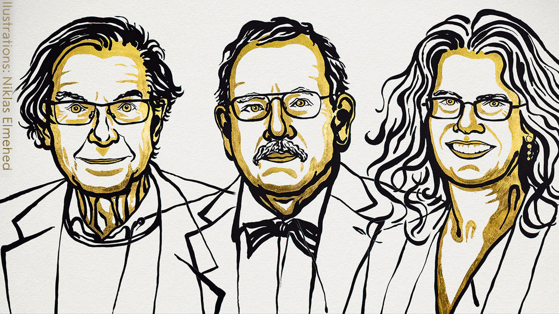 Otorgan el Premio Nobel de Física a 3 científicos por sus descubrimientos sobre los agujeros negros