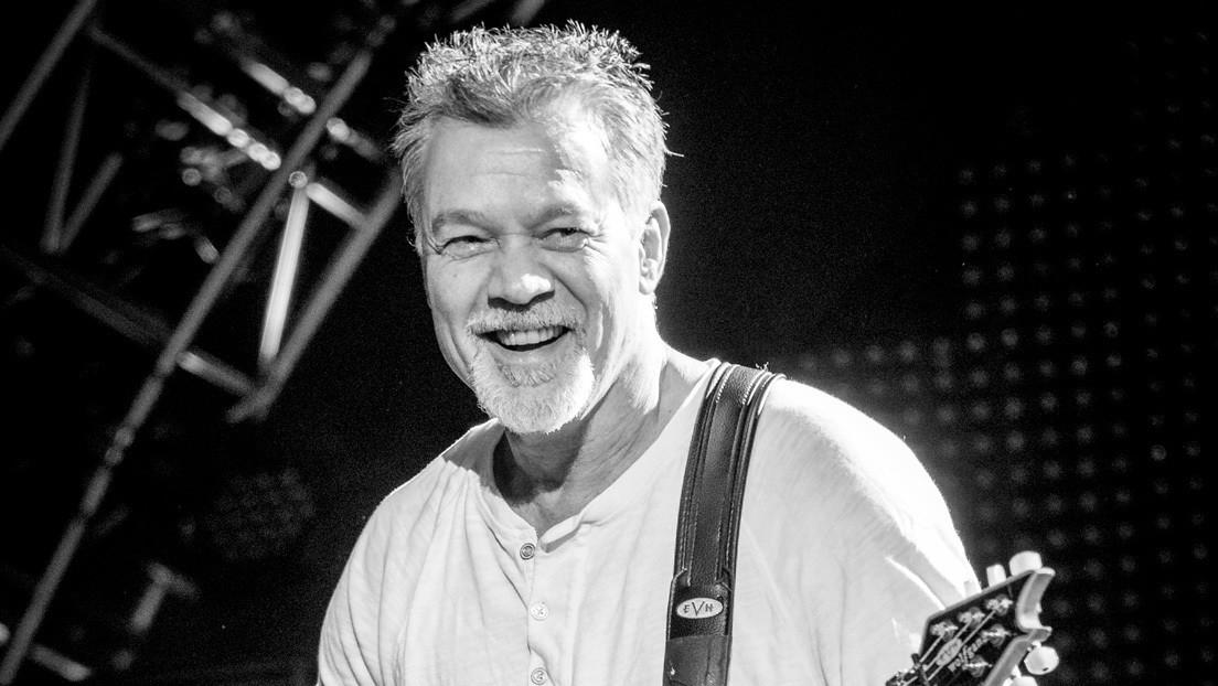 Muere el legendario guitarrista Eddie Van Halen a los 65 años