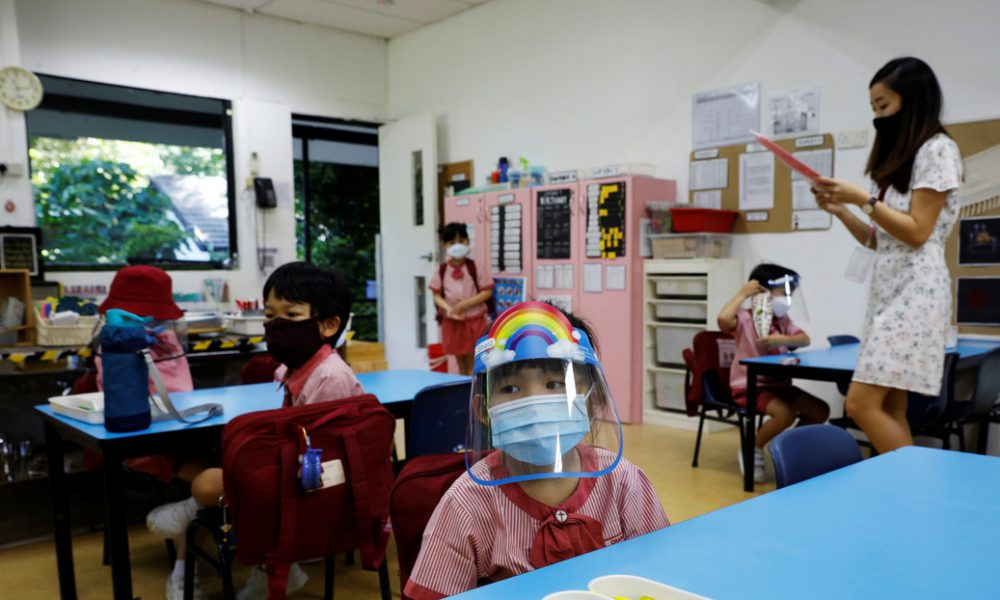 Singapur subsidiará a los padres de bebés nacidos durante la pandemia de covid-19