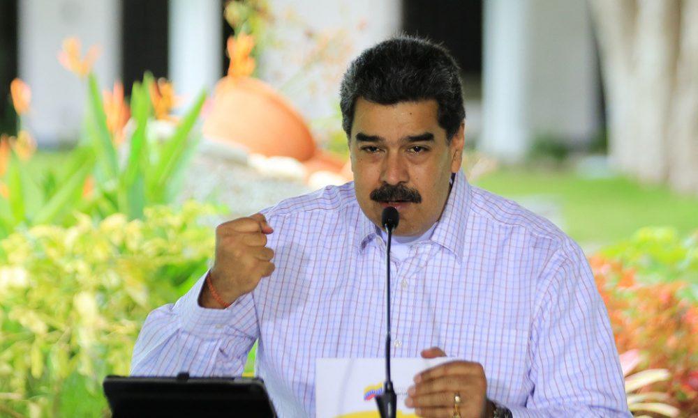Maduro envía una carta para explicar razones de Ley Antibloqueo