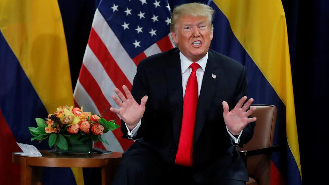 Trump felicita al expresidente colombiano Álvaro Uribe por obtener la libertad inmediata