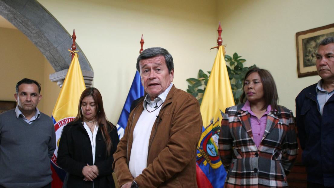 Rescatan a un líder social colombiano secuestrado por el ELN
