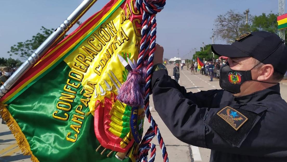 Bolivia homenajea a los militares que mataron al 'Che' Guevara