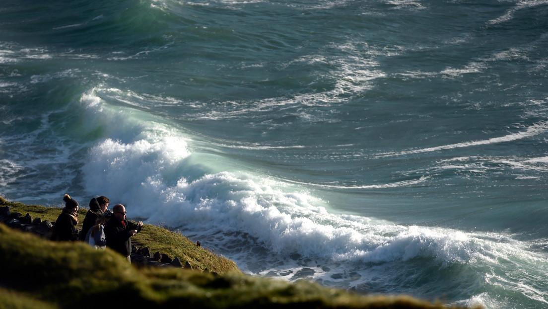 Advierten que el calentamiento del océano Atlántico es el mayor de los últimos 2.900 años