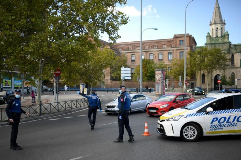 Gobierno de España decreta estado de alarma en Madrid para frenar el virus