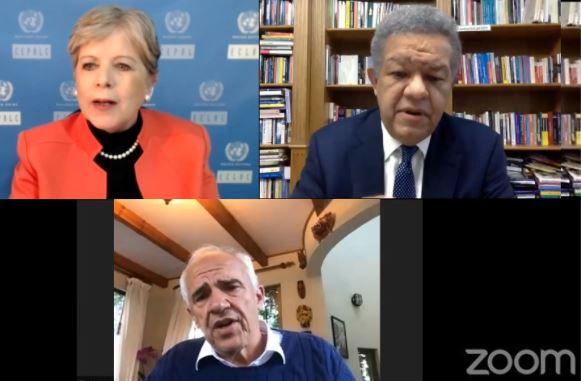 Bárcenas, Fernández y Samper demandan solidaridad económica con América Latina para enfrentar  efectos de la pandemia