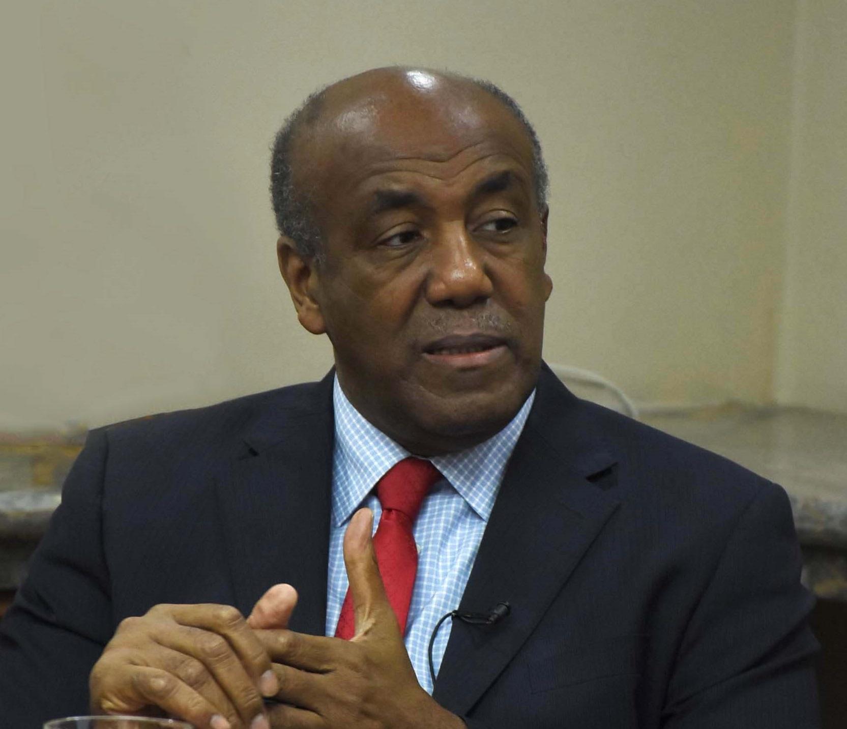 Ministro Almonte afirma Gobierno no ha mostrado ningún interés en vender Punta Catalina