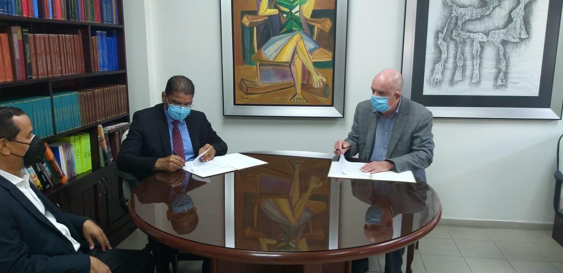 AGN y Adompretur firman acuerdo de cooperación