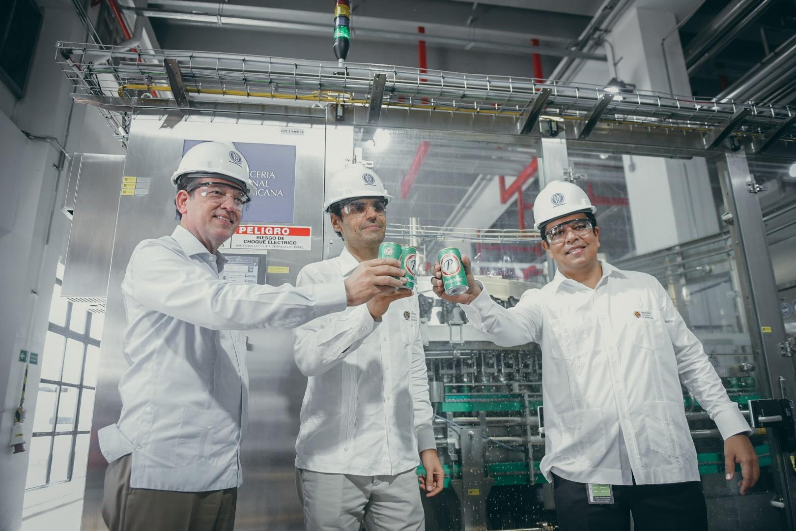 Cervecería presenta nueva línea de latas