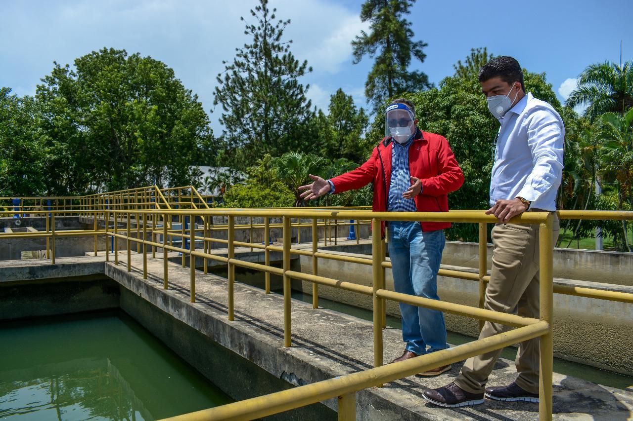 CAASD garantiza servicio del agua potable en el GSD; Presas mantienen niveles estables