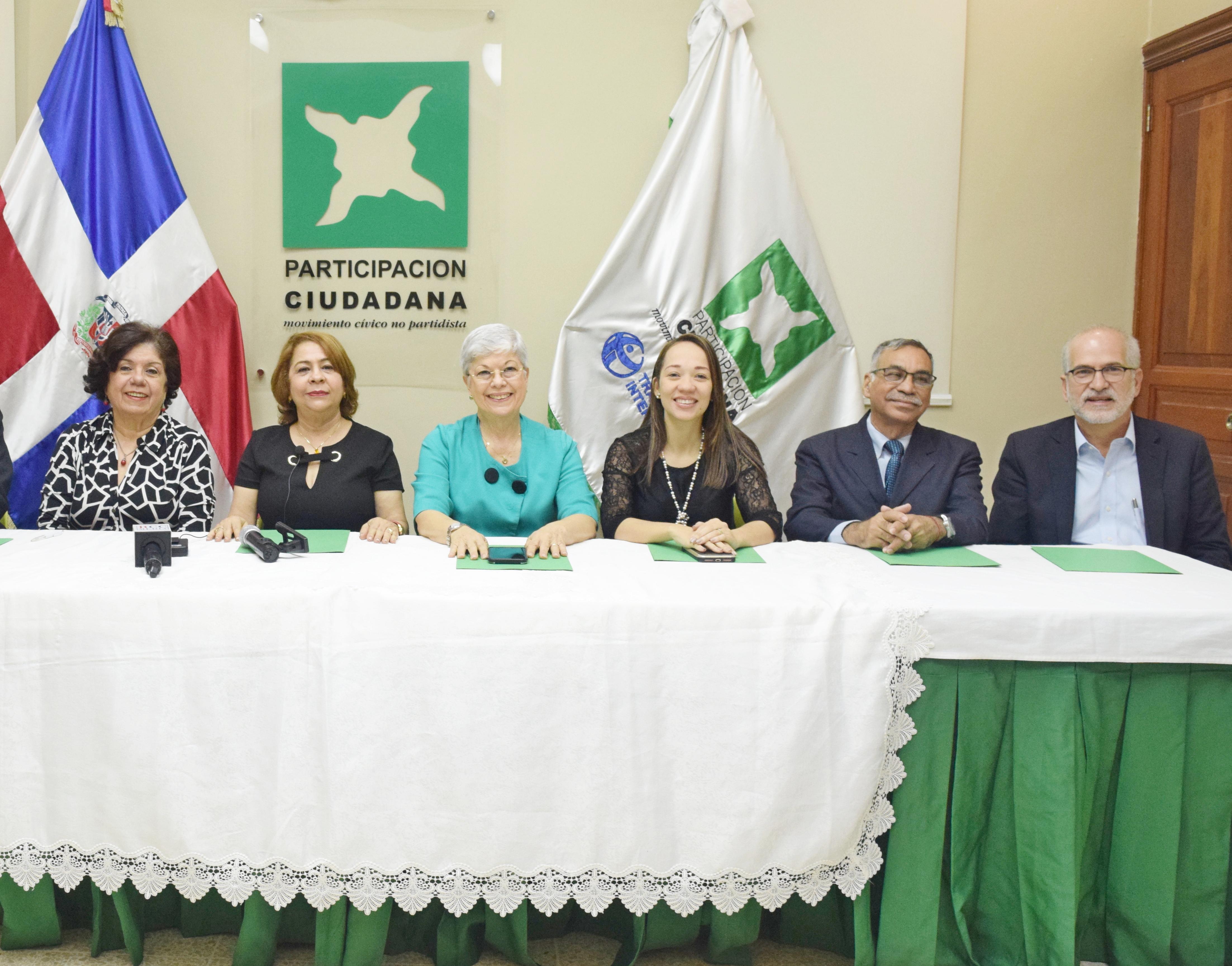 Participación Ciudadana demanda presupuesto justo para el Ministerio Público