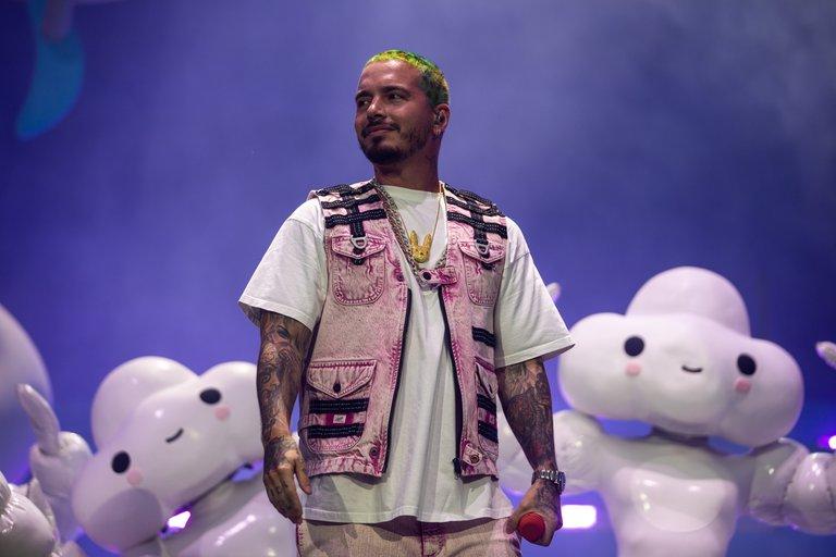 La revancha de J Balvin, va por todo en los Latin Grammy 2020