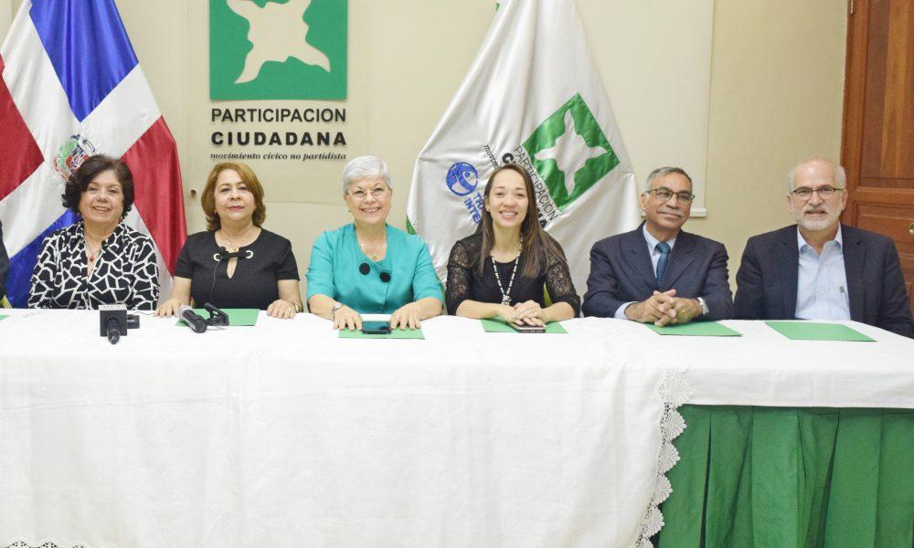 Participación Ciudadana condena que el Gobierno pretenda subir impuestos
